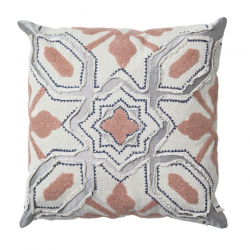 Cushion Cover Pompeji 50x50 Dusty Pink
